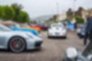 Marius Hanin French Driver Motor1 Porsche Casting Club Normandie Porsche 356