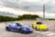Porsche 911 991 GT3 RS Marius Hanin