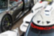Porsche Casting 2017 - Porsche 919 Hybrid & Porsche 918 Spyder