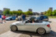 Mercedes SLK 55 AMG Cars and Coffee ® Normandie Marius Hanin