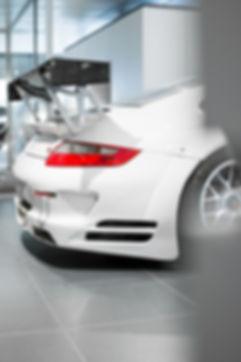 Marius Hanin French Driver Motor1 Porsche Rouen Centre 911 991 GT3 RSR