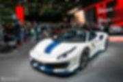 Ferrari 488 Pista Aperta Marius Hanin