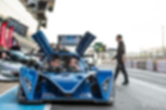 Exclusive Drive Marius Hanin - Bio Racing