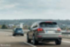 Porsche Cayenne S Marius Hanin