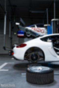 Porsche Cayman GT4 Clubsport MR