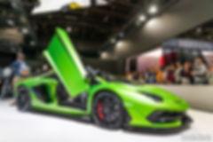 Lamborghini Aventador SVJ Marius Hanin