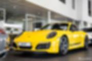 Centre Porsche Rouen - Porsche 911 991.2 Carrera T Marius Hanin