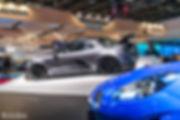 Alpine A110 GT4 Marius Hanin