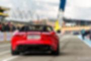 Exclusive Drive Marius Hanin - Jaguar F-Type SVR Cabrio