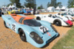 Porsche 917 Marius Hanin