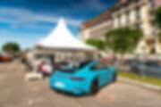 Porsche Casting 2017 - Porsche 911 991 Carrera 4S