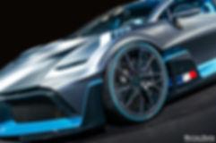 Bugatti Divo Marius Hanin
