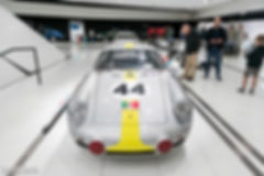 Porsche 356 B 1600 GS Carrera GTL Abarth Marius Hanin