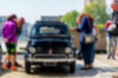 Fiat 500 Cars and Coffee ® Normandie Marius Hanin