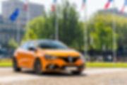 Renault Megane 4 RS Cars and Coffee ® Normandie Marius Hanin