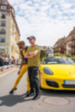 Marius Hanin French Driver Motor1 Porsche Casting Club Normandie Porsche 718 Boxster S