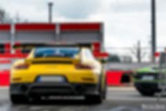 Exclusive Drive Marius Hanin - Porsche 911 991 GT2 RS