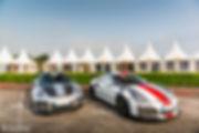 Porsche 911 991 GT2 RS & Porsche 911 991 GT3 RS - Porsche Casting - Marius Hanin