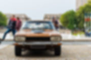 Cars and Coffee ® Normandie - Ford Capri