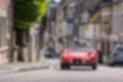 Marius Hanin French Driver Motor1 Tour Auto Peter auto Maserati 350 S
