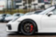 Centre Porsche Rouen - Porsche Boxster Spyder Marius Hanin