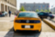 Ford Mustang Boss 302 Cars and Coffee ® Normandie Marius Hanin