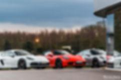 Centre Porsche Rouen - Porsche 718 Cayman S & Porsche 718 Boxster S Marius Hanin