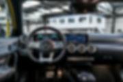 Mercedes A35 AMG Motor1 French Driver Marius Hanin