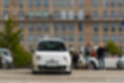 Cars and Coffee ® Normandie - Abarth 500