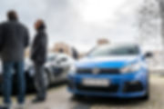Cars and Coffee ® Normandie - Volkswagen Golf R