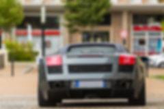 Cars and Coffee ® Normandie - Lamborghini Gallardo Spyder