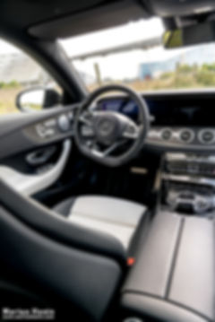 Mercedes E400 4Matic Edition 1 Coupé