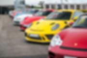 Marius Hanin French Driver Motor1 Porsche Casting Club Normandie Porsche 911 991 GT3 RS