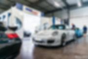 Porsche 911 997 Sport Classic - 70 ans Porsche - Centre Porsche Rouen - Marius Hanin