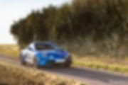 Alpine A110 Première Edition Marius Hanin Motor1