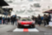 McLaren 570S Marius Hanin