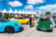 Porsche Casting 2017 - Porsche 911 2.0l S