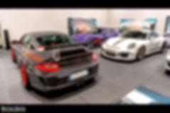 Centre Porsche Rouen - Porsche 911 GT3 RS & Porsche 911 GT3