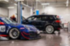 Centre Porsche Rouen - Porsche 911 997 GT3 R Marius Hanin