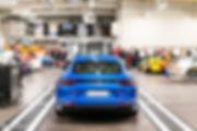 Centre Porsche Rouen - Porsche Panamera 4S Marius Hanin