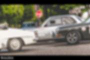 Mercedes 300 SL Roadster / Mercedes 350 SLC / Porsche 911 2.2l S