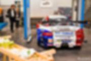 Centre Porsche Rouen - Porsche 911 997 GT3 RSR Marius Hanin