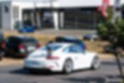 Porsche 911 991 GT3 Cup Marius Hanin