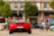 Cars and Coffee ® Normandie - Ferrari F430