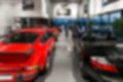 Porsche 911 996 Turbo S Cabrio