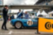 Exclusive Drive Marius Hanin - AC Cobra