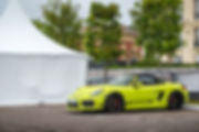 Marius Hanin French Driver Motor1 Porsche Casting Club Normandie Porsche Boxster Spyder
