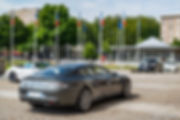 Aston Martin Rapide Cars and Coffee ® Normandie Marius Hanin