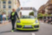 Marius Hanin French Driver Motor1 Porsche Casting Club Normandie Porsche 981 Boxster Spyder