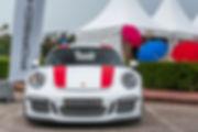 Marius Hanin French Driver Motor1 Porsche Casting Club Normandie Porsche 911 991 R